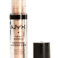NYX Nude Roll On Eye Shimmer