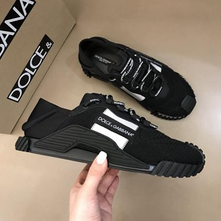 Image of DG  Men Fashion Boots fashionable Casual leather Breathable Sneakers Running Shoes0406gh