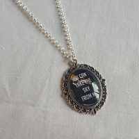 Firefly, Serenity, You cant take the sky from me necklace