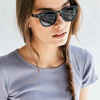 Classic Slim Square Sunglasses
