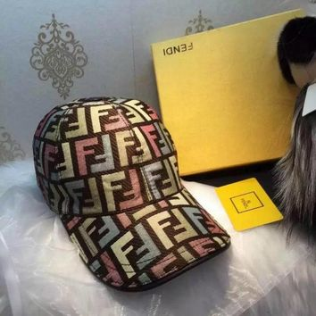 Unisex FENDI Cap Hat  both men and women