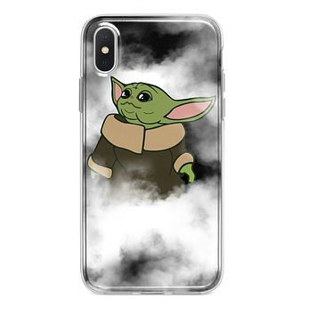 THE CHILD SMOKE CUSTOM IPHONE CASE