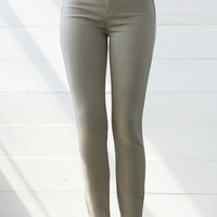 Bullhead Denim Co. Acorn Mid Rise Jeggings at PacSun.com