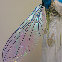 Extra Large Fly Fairy Wings in your choice of colors