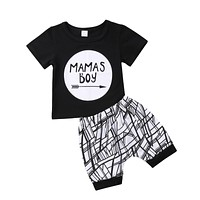 Mama's Boy Summer Set