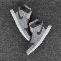 Nike Air Jordan Retro 1 High Camo