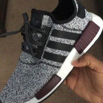 Tagre Adidas NMD_R1 J Trending Running Sports Shoes Sneakers