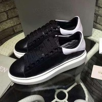 Alexander Mcqueen Fashion Casual Sneakers Sport Shoes-13
