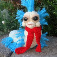 Labyrinth Inspired Worm