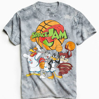 Space Jam Dye Tee - Urban Outfitters