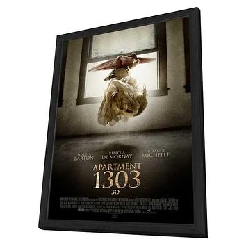 Apartment 1303 3D 27x40 Framed Movie Poster (2012)