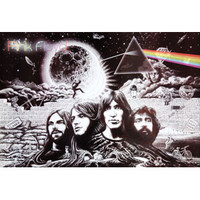 Pink Floyd - Import Poster