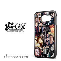 5 Seconds Of Summer 5SOS 5 SOS Collage For Samsung Galaxy S6 Samsung Galaxy S6 Edge Samsung Galaxy S6 Edge Plus Case Phone Case Gift Present YO