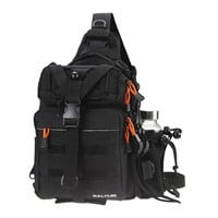 RUNATURE Chest Bag Tactical Assault One Strap Sling Waterproof Lightweight MOLLE Outdoors Shoulder Bag Chest Bag for Fishing
