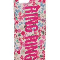 Slogan Case For Use With iPhone 5   Multi   Accessorize