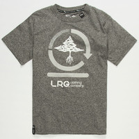 Lrg Core Collection 3 Boys T-Shirt Black  In Sizes