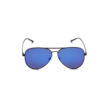 Force Sunglasses - Black/Marine Blue