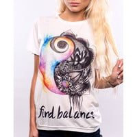 2016 New Style Fashion European T shirt Women Tops Popular Print T-shirt Fashion Heart Tshirt Graphic Tees