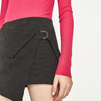 JACQUARD SKORTS - NEW IN-TRF | ZARA United States