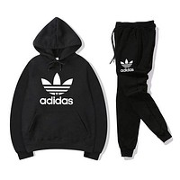 ADIDAS Womens Sportswear Two Pieces Top Hoodies and Pants