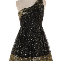 A Starry Night Dress
