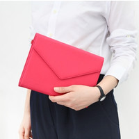 Leather iPad Mini Clutch