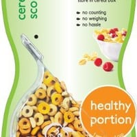 1 X Jokari Healthy Steps Portion Control Weight Loss Cereal Measuring Scoop