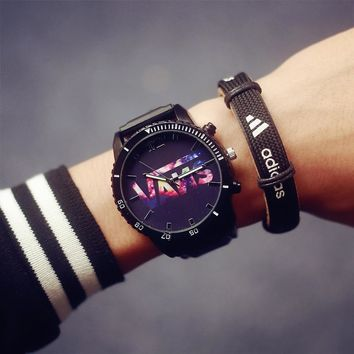 Designer's Stylish Gift New Arrival Good Price Great Deal Awesome Trendy Couple Strong Character Unisex Sports Watch [10606601351]