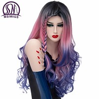 Long Braids Cosplay Wigs