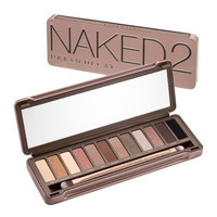 [Give Away] Urban Decay Palette NAKED  Eye Shadow with Brush.