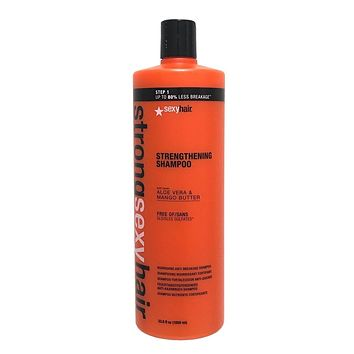 Strong Sexy Hair Strenghtening Shampoo 33.8 Oz