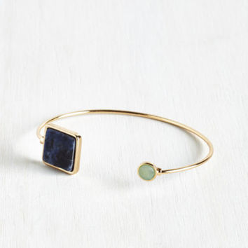 Boho Stone Up to It Bracelet by ModCloth