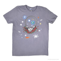 Grateful Dead - Space Your Face T Shirt on Sale for $21.99 at HippieShop.com