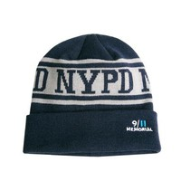 NYPD Knit Winter Cap