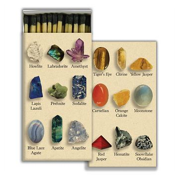 Crystal Specimens Matches