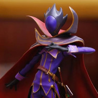 Quality Detailed Lelouch Code Geass R2 Lamperouge Zero figure toy model statue collectible gift