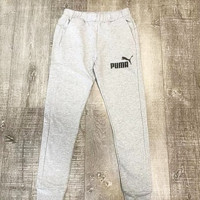 Puma Thick leisure pants men's sport pants hight quality Grey