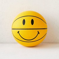Chinatown Market For UO Smiley Basketball | Urban Outfitters