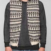 Urban Renewal Patterned Sweater Vest - Urban Outfitters