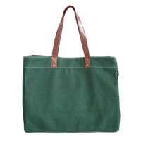 Carryall Tote - Moss