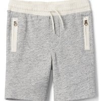 Pull-On Shorts in French Terry|gap