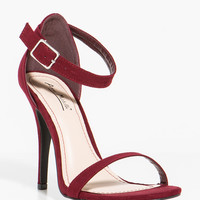 Enzo-01n Barely There Heel