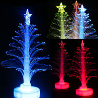 My Beautiful Colorful LED Fiber Optic Nightlight For Christmas Holidays