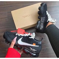 OFF-WHITE x Nike Air VaporMax Sneakers