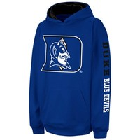 Duke Blue Devils Youth Swift Pullover Hoodie Sweatshirt - Duke Blue