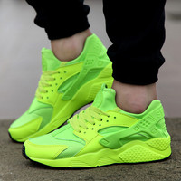 Custom Sport Neon Huarache Run