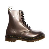 Dr. Martens Pascal 8 Hole Boot in Pewter