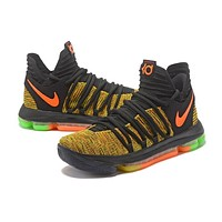 Nike Zoom KD 10 Jam Color Basketball Shoe