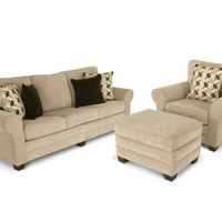 "Maggie 92"" 3 Piece Set 