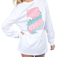 Lauren James - Lovely States Alabama L/S